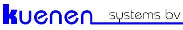 Kuenen Systems B.V. Logo
